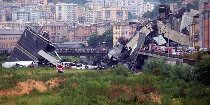"""انعكاسات انهيار جسر """"جنوة"""" تمتد إلى فرنسا وإسبانيا ودول أخرى!"""