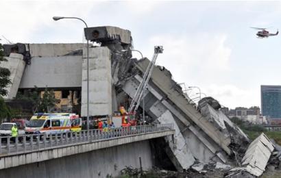 ايطاليا تعلن حالة الطوارئ لمدة 12 شهرا في جنوة