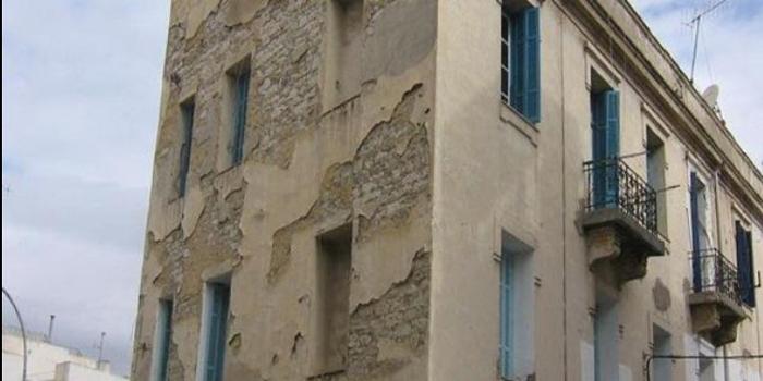 بلدية تونس تعتزم إخلاء المباني المتداعية للسقوط بالقوة العامة