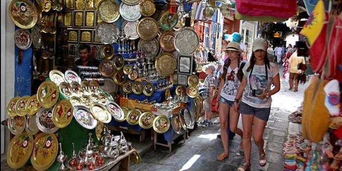 ارتفاع بنسبة 46 % للعائدات السياحية