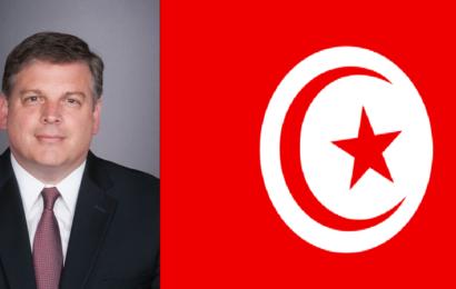 دونالد بلوم : سفيرا ومفوضاً لأمريكا لدى تونس