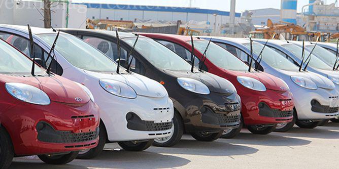 تونستشهد تراجع  مبيعات السيارات عربيا