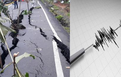 زلزال بقوة 6.4 درجة يهز أندونيسيا
