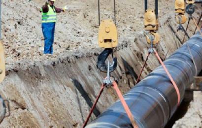 عمال شركة خدمات أنبوب الغاز العابر للبلاد التونسية في إضراب بيومين