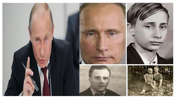 قصة أغرب من الخيال عن بوتين