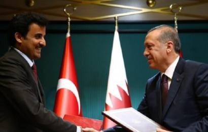 قطر تقـرر استثمار 15 مليار دولار في تركيا