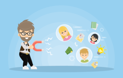 """استراتيجية التعامل مع العملاء """" كيف تكسب العملاء """""""