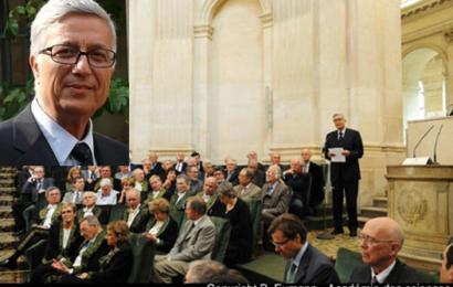 مصطفى بسباس ، أول عربي وإفريقي في أكاديمية العلوم بمعهد فرنسا
