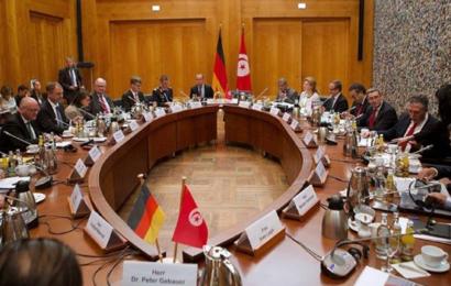 ألمانيا وتونس تتفقان على تطوير المعاملات الاقتصادية