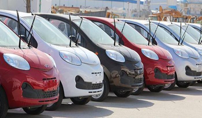 إحالة بعض السيارات المحجوزة إلى الدواوين والإدارات والمؤسسات العمومية