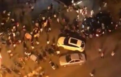 الصين: عشرات القتلى والجرحى في عملية دهس