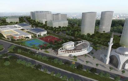 تركيا تبني أكبر مركز شبابي في العالم
