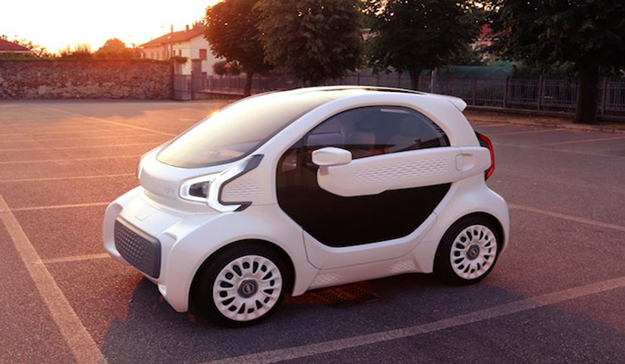 إنتاج سيارات مطبوعة بتقنية 3D وأوروبا أول مستورد