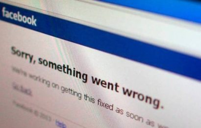 فايسبوك يكشف سبب العطل المفاجئ