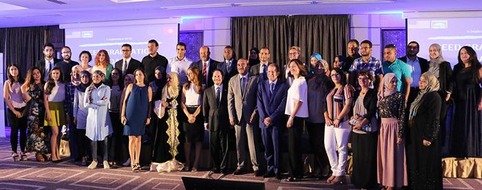 CEED Tunisia تنظّم الحفل الرسمي لتكريم رواد الأعمال الشباب من مدنين وتطاوين وقابس وتونس