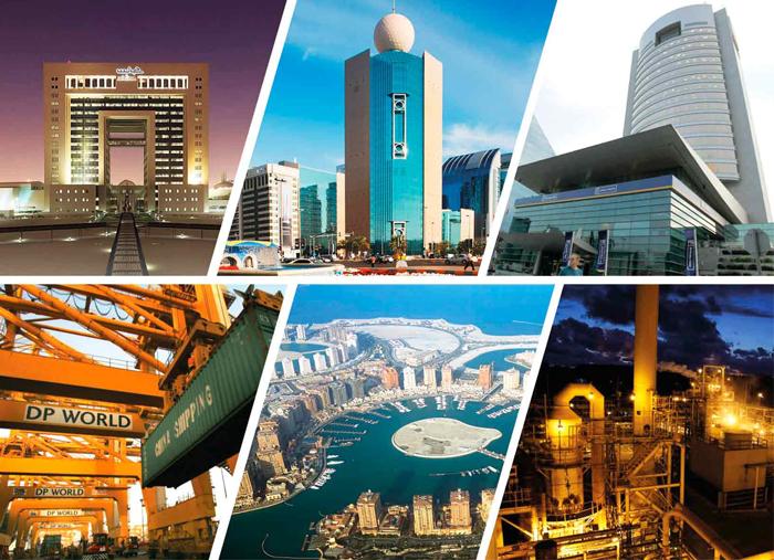 أكبر الشركات بالعالم العربي