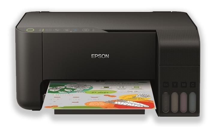 إبسون تطلق نظام الحبر الخماسي الألوان مع الطابعات EcoTank الجديدة