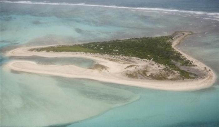 اختفاء جزيرة أمريكية بالمحيط الهادي في ظروف غامضة
