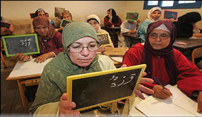 قريبا إعادة برنامج محو الأمية و إنتدابات لأصحاب الشهائد العليا للتدريس