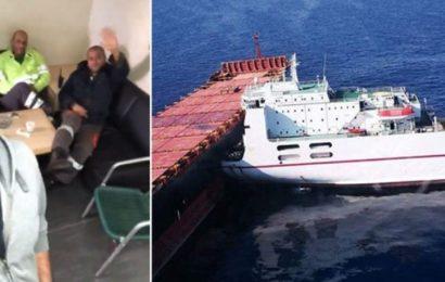 """إيقاف طاقم باخرة """"أوليس"""" مباشرة إثر وصولهم لتونس"""
