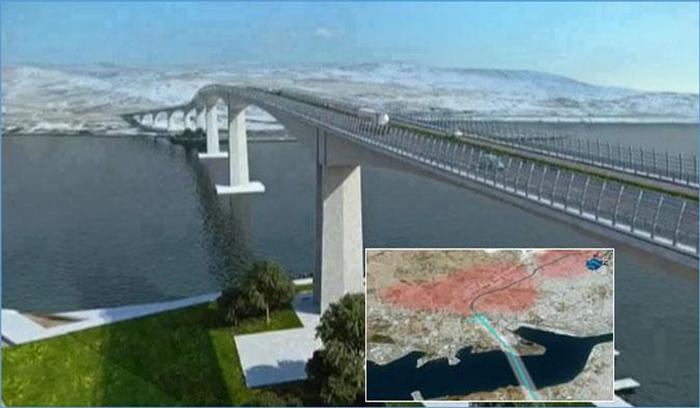 وفق مشروع قانون مالية 2019: الانطلاق في بناء جسر بنزرت الجديد