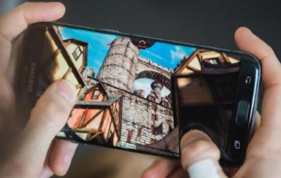 سامسونغ تطلق هواتف مخصصة للألعاب