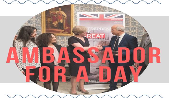 سفارة بريطانيا بتونس : فتح باب الترشح لمسابقة سفيرة ليوم واحد