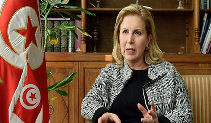 تعيين سلمى اللومي مديرة للديوان الرئاسي
