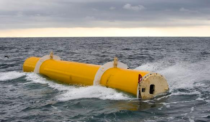 شبّان تونسيون يقدّمون إختراع جديد لتوليد الطاقة الكهربائية من البحر