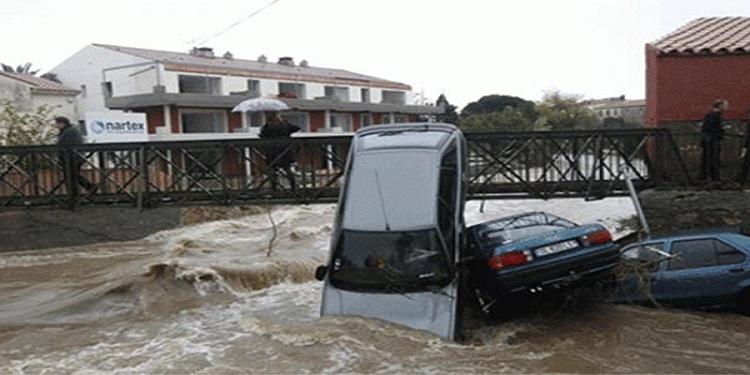 اكثر من 600 ملف لمؤسسات اقتصادية متضررة من الفيضانات