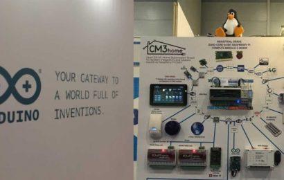 """جهاز """"CM3-Home"""" لبرمجة المنازل الذكية الخاصة"""