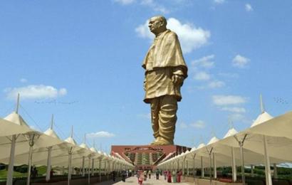 استغرق بناؤه 4 سنوات: تعرّفي إلى أطول تمثال في العالم