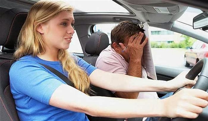"""الراسبون في اختبارات القيادة هم """"أكثر ذكاء"""""""