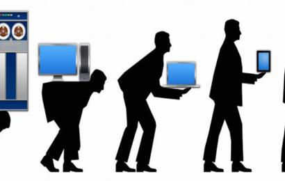 تطور الحاسب الالي عبر الزمن