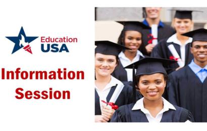 مركز EducationUSA : تنظيم حصص إعلامية حول الدراسة بالولايات المتحدة