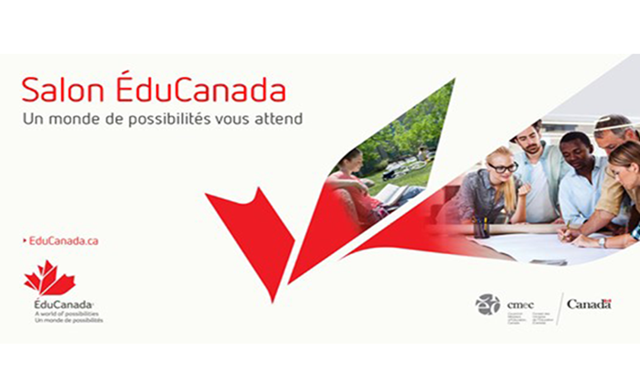 تنظيم سفارة كندا : صالون EduCanada
