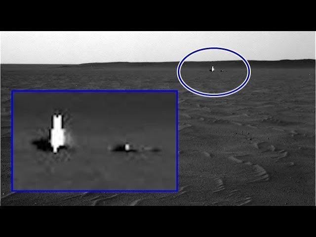 ناسا ترصد جسما غريبا يتحرّك وينتقل على سطح المريخ