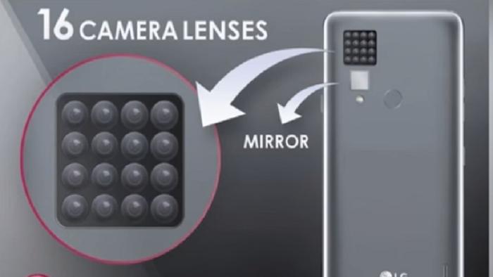 """""""إل جي"""" تطلق هاتفا بـ16 كاميرا يلتقط صورا ثلاثية الأبعاد"""