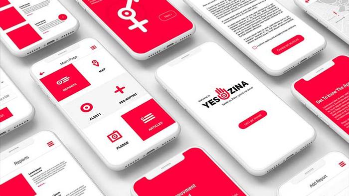 تطبيق الكتروني جديد للتبليغ عن حالات التحرش في تونس