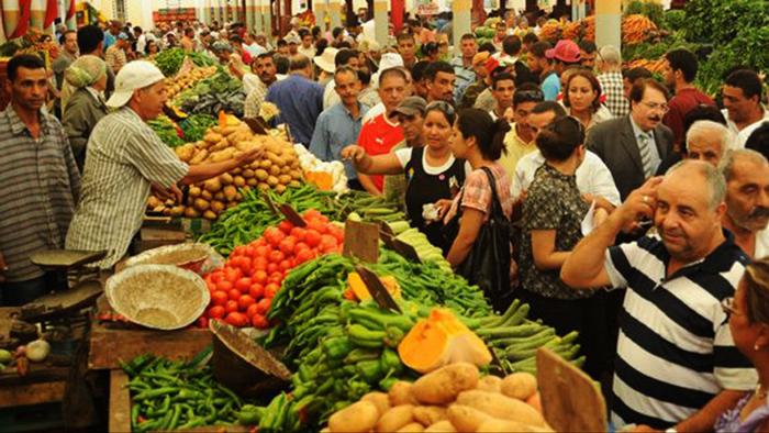 تقلص حجم الطبقة الوسطى في تونس الى 50 بالمائة