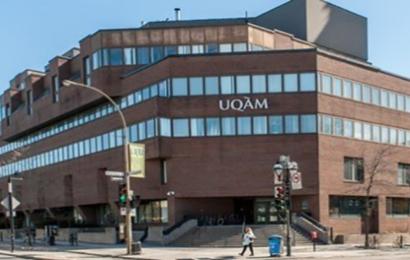حصص إعلامية حول الدراسة بجامعة كيبيك بمونتريال (UQAM)
