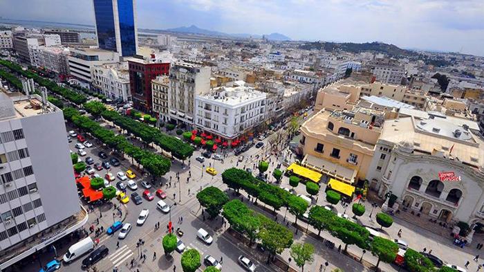 بداية من هذا الأحد و كل يوم أحد : منع جولان السيارات في شارع الحبيب بورقيبة في هذه الأوقات