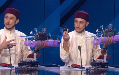 """تونسي يصنع طائرة بدون طيار """"ذكية"""" تستعمل في مجال البحث العلمي"""