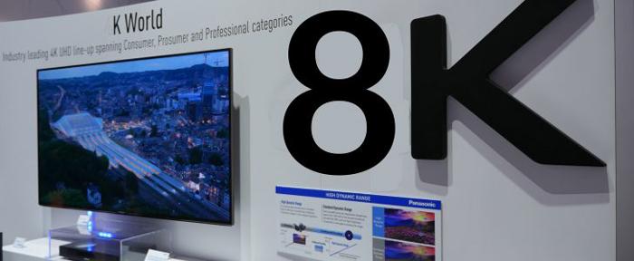 التلفزة اليابانية تستعد للبث بتقنية 8K لأول مرة