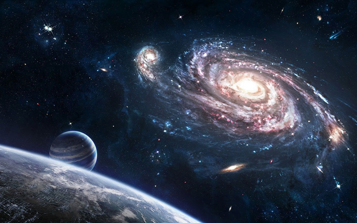 العلماء يرصدون إشارات فضائية غامضة ومجهولة المصدر