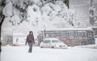 دوامة قطبية تضرب أمريكا وانخفاض درجات الحرارة إلى 29 تحت الصفر