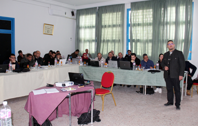 تونس: إنطلاق دورة التكوين بالاشهاد في برمجية ARCHE