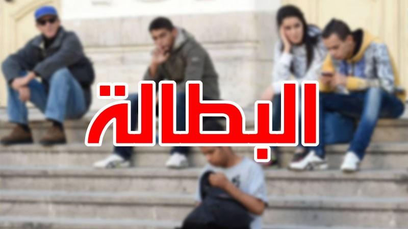 أكثر من 600 ألف عاطل عن العمل في تونس