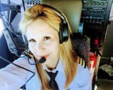 المهندسة التونسية هيدا عبد النبي طموحها تجاوز الحدود … أول قائدة طائرات عربية في ألمانيا