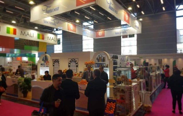 مشاركة تونس في الدورة 56 للصالون الدولي للفلاحة بباريس